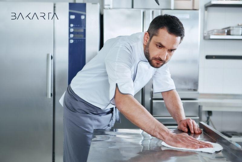 Normativa sobre limpieza en hostelería