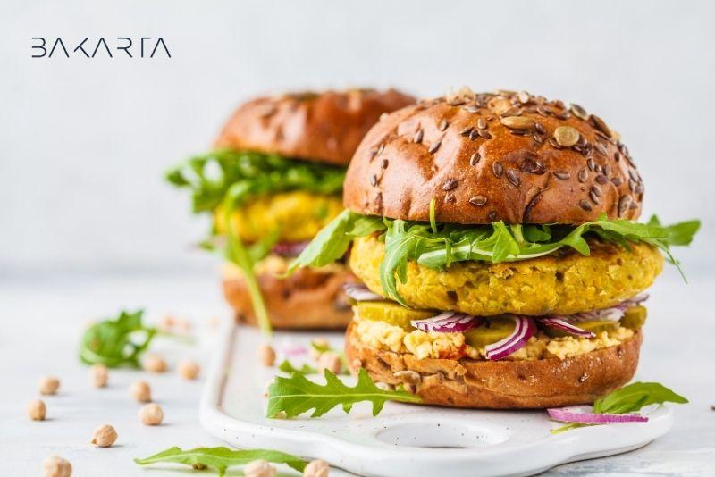 Menú vegano equilibrado