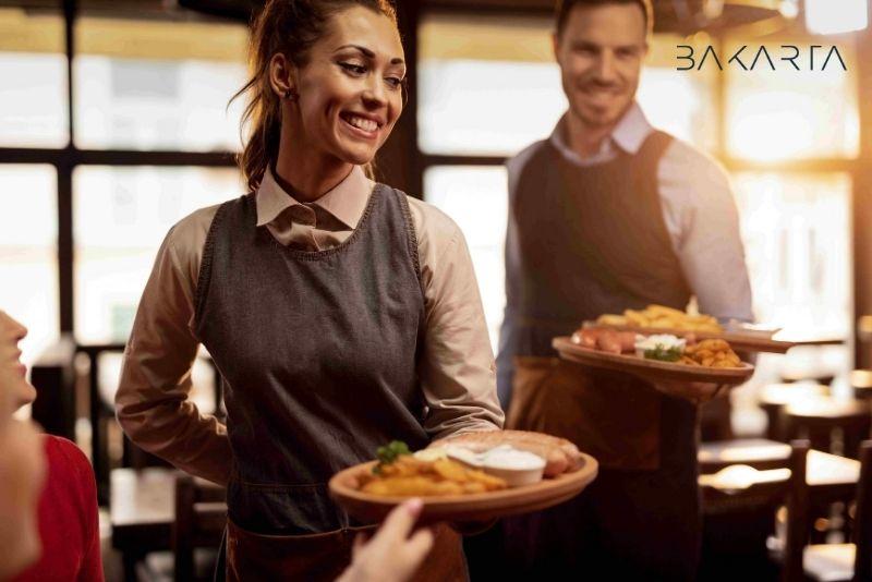 Normas para empleados de hostelería