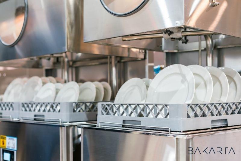 Procedimiento de limpieza y desinfección en un restaurante