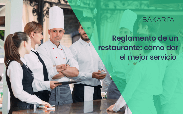 Reglamento de un restaurante