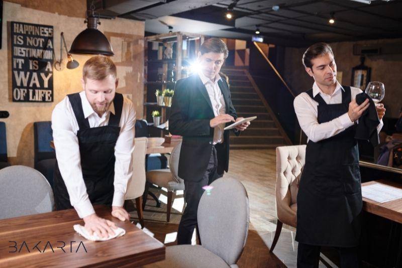 ¿Cómo se gestiona un restaurante?