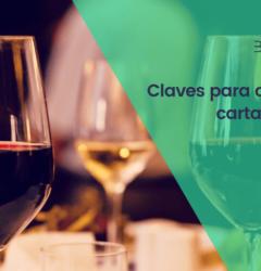 Crear carta de vinos