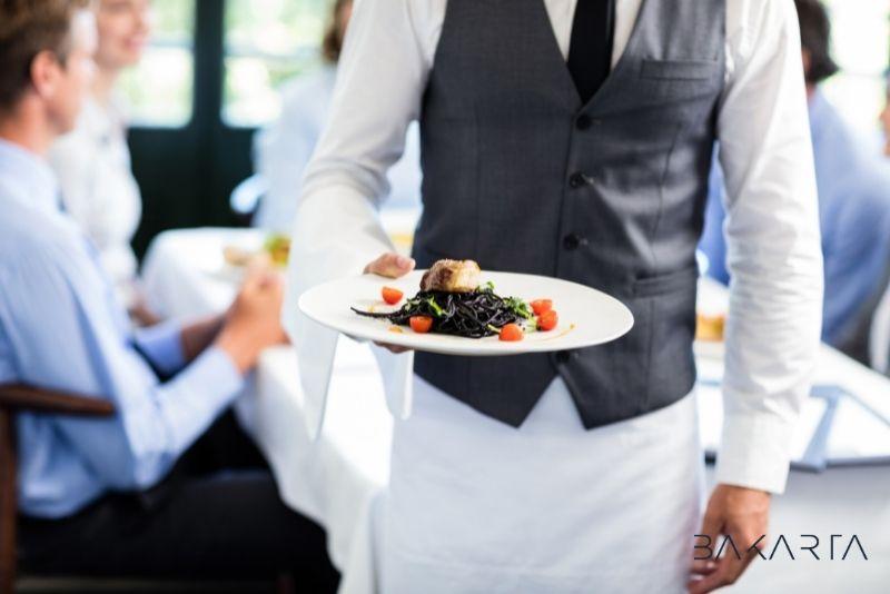 Servicios en restaurantes