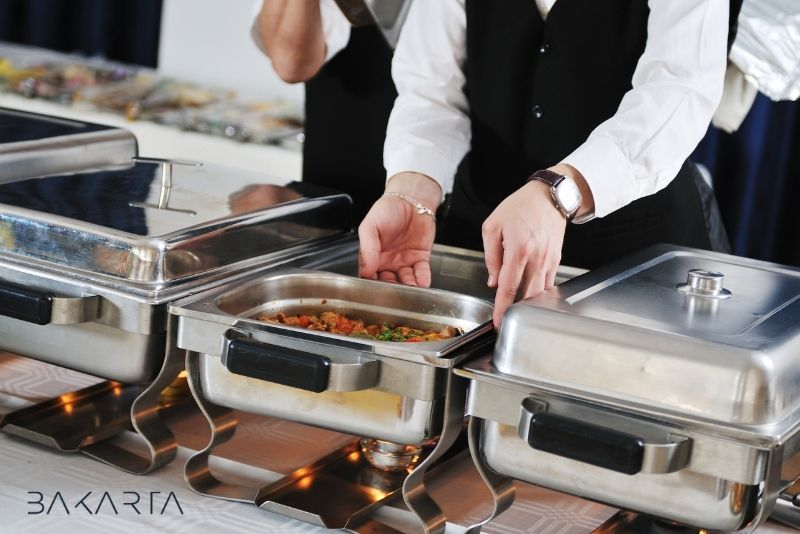 Tipos de servicios en buffets